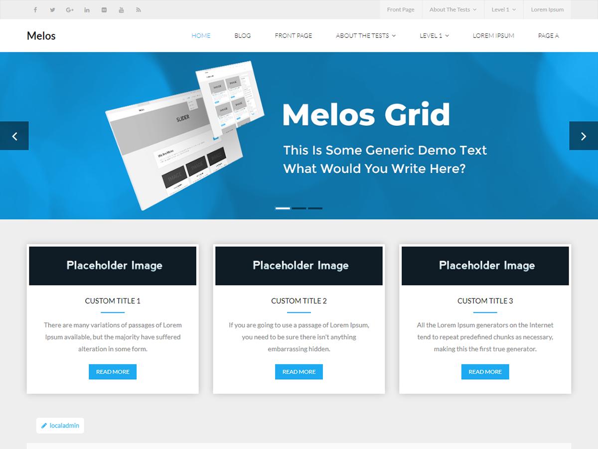 Melos Grid
